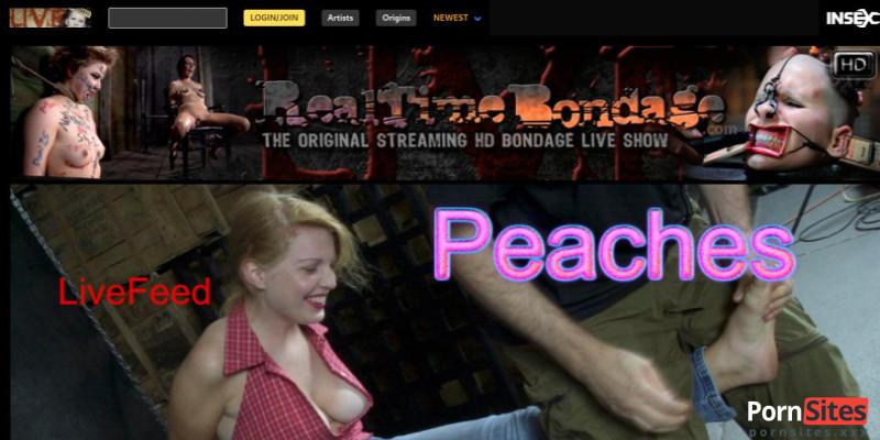 Screenshot Real Time Bondage