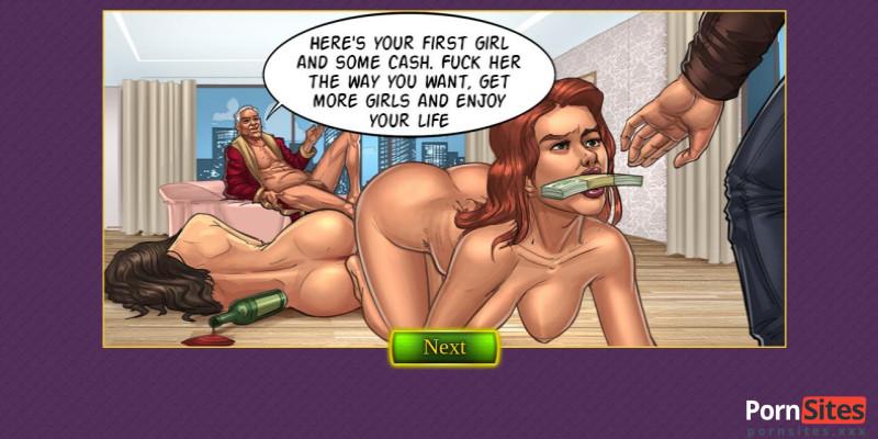 Screenshot Sex Gangsters