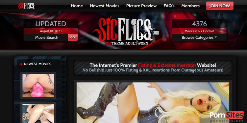 Screenshot Sicflics