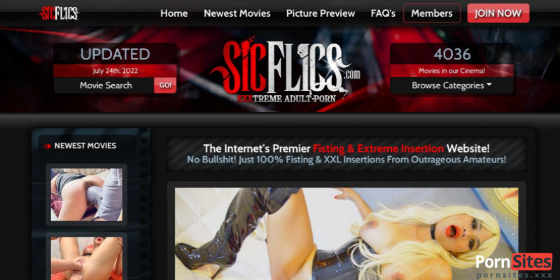 Screenshot Sicflics