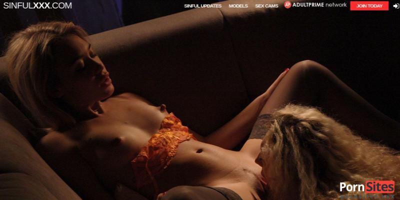 Screenshot Sinful XXX