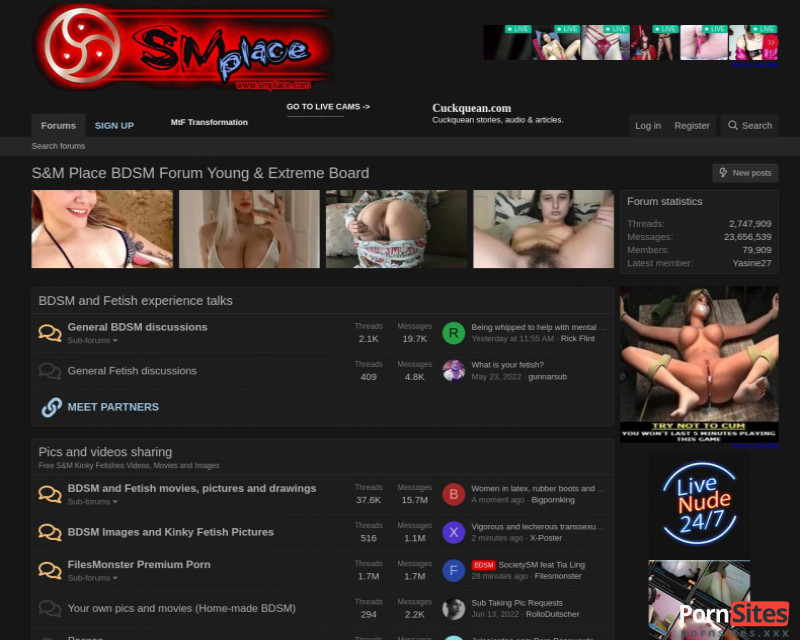 SMPlace Website From 19. January 2021