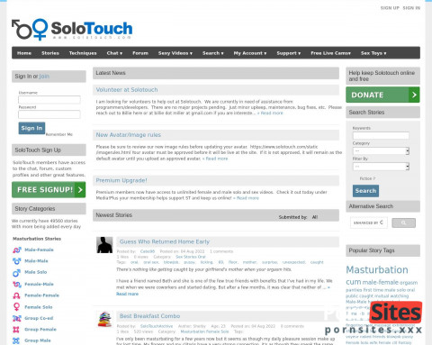 This is Solotouch