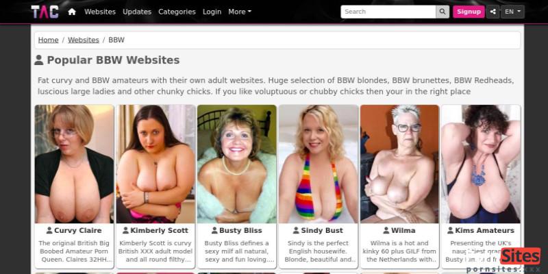 Largest amateur porn site