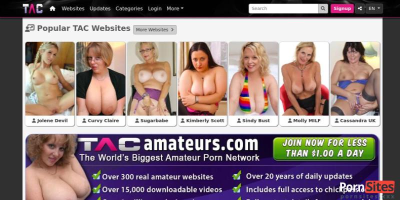 Screenshot TAC Amateurs Granny