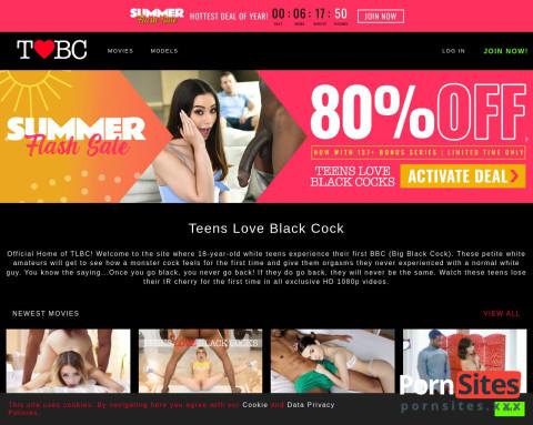 This is Teens Love Black Cocks