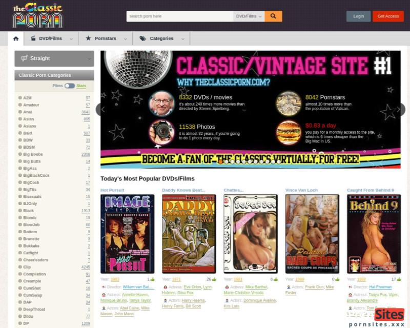 Screenshot The Classic Porn