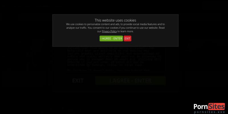 Screenshot True Amateur Models