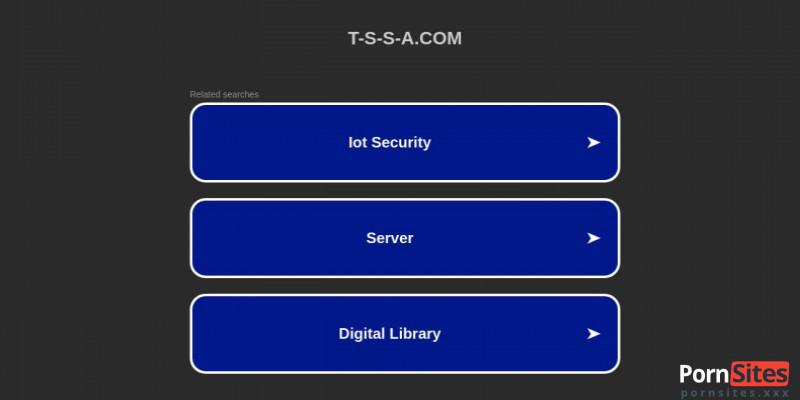 Screenshot TSSA