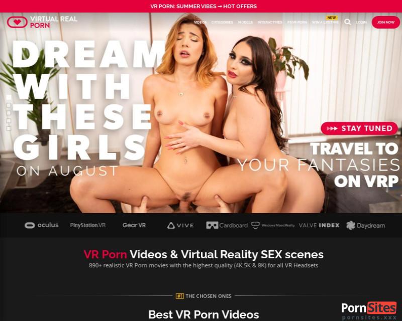Screenshot Virtual Real Porn
