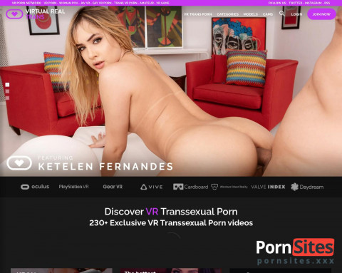 This is Virtual Real Trans