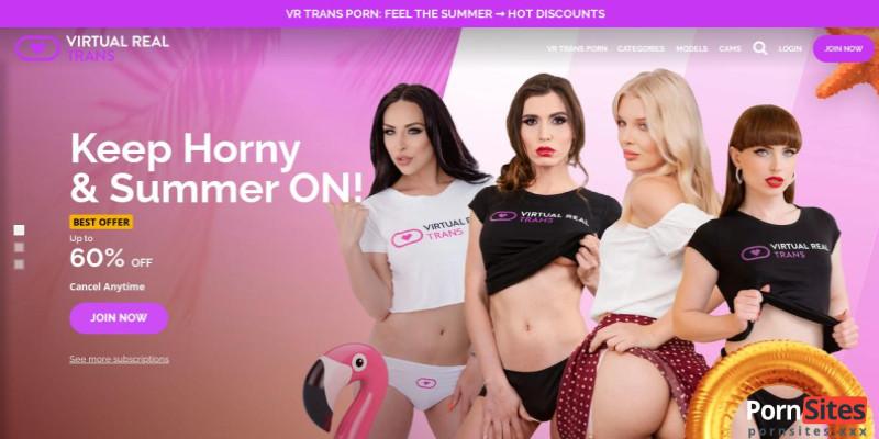 Screenshot Virtual Real Trans