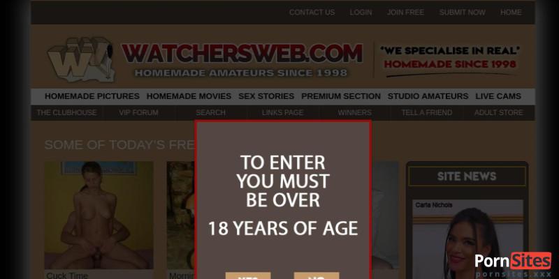 Screenshot Watchers Web