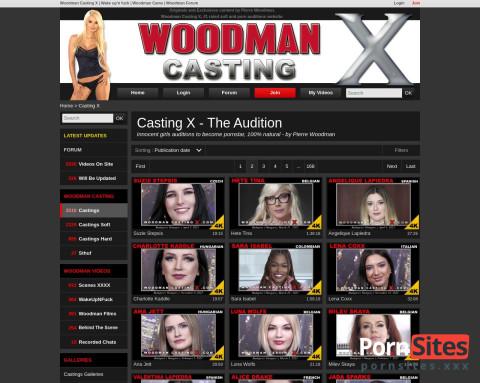 This is WoodmanCastingX