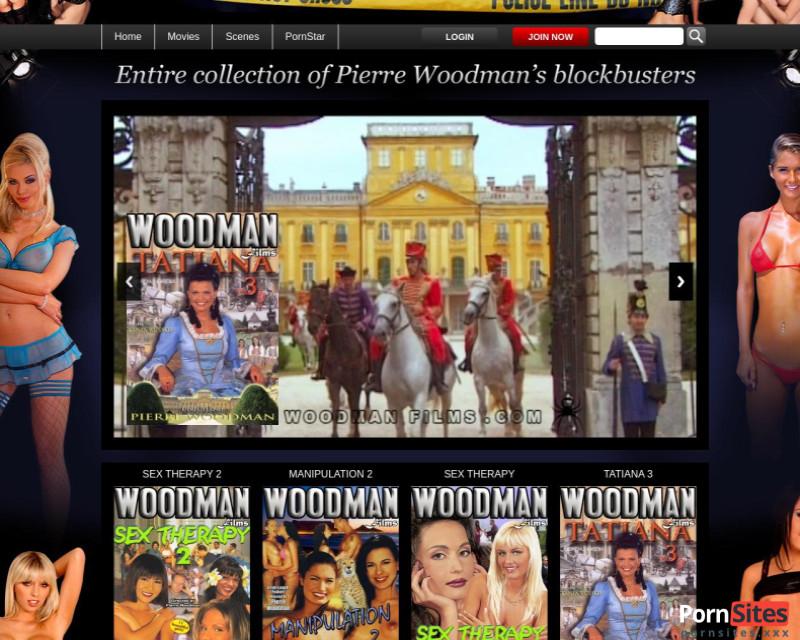Screenshot WoodmanFilms