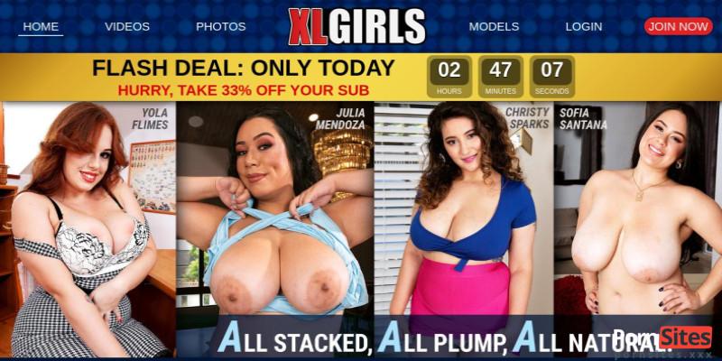 Screenshot XL Girls