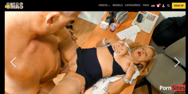Screenshot XXX Omas